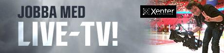Jobba med live-tv