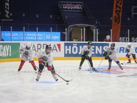 färjestad hockey camp